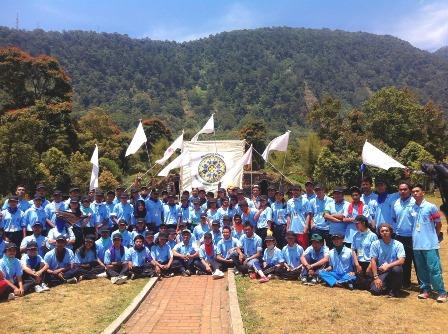 Udayana Character Building Camp 2014 : Siap Lahirkan Pemimpin Muda!