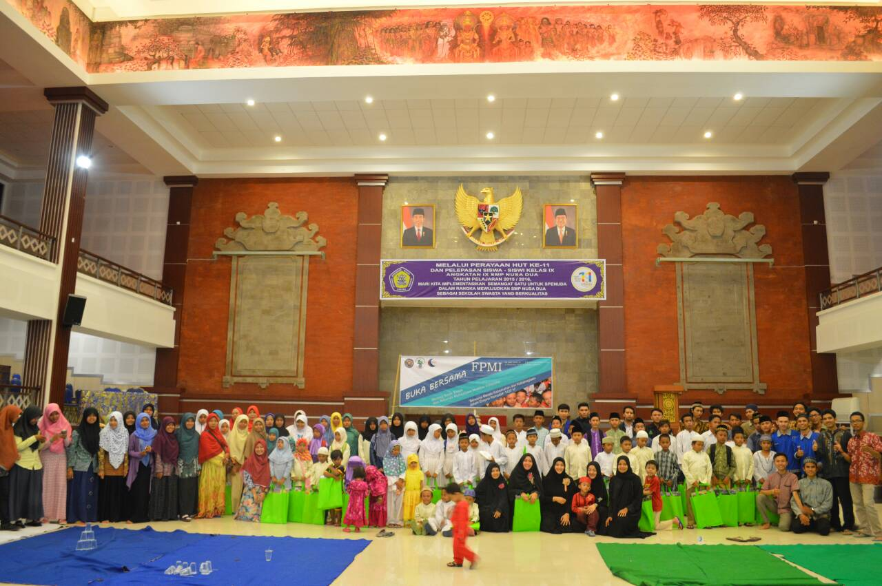 Mahasiswa Muslim Udayana Menyambut Bulan Ramadhan