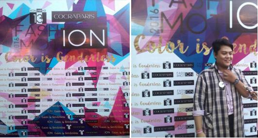"Lalui Tugas Akhir Ciptakan Ekspresi Warna dalam Fashion: Fashion Motion 2016  ""Color Is Genderless"""