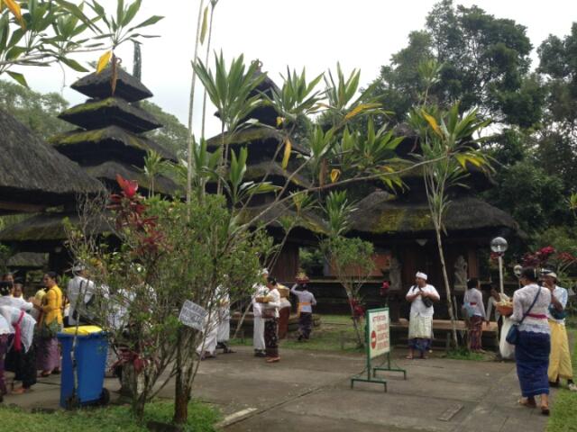 Wisata Pura Lereng Gunung Batukaru