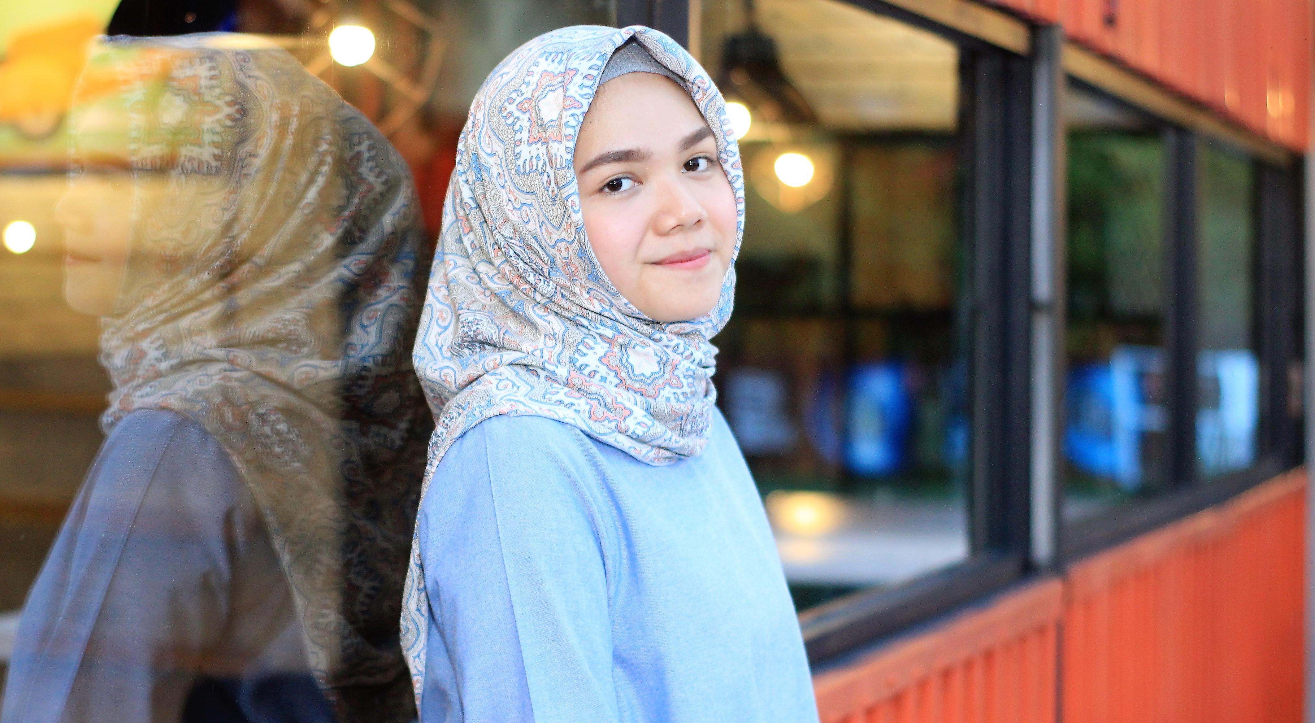 Alfi Hasanah Siregar, Make Up Artist Remaja Favorit Anak Muda