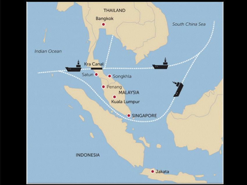 Kra Canal dan Segelitik Polemik di ASEAN