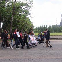 Gelar Aksi Lanjutan, Koalisi Rakyat Bali Menagih Janji