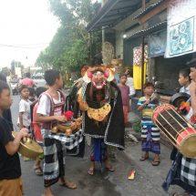 Tradisi Ngelawang, Pemanis Hari Raya