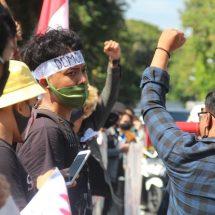 Gelora Aksi Bali Tidak Diam Tatkala Omnibus Law Kembali Dibahas