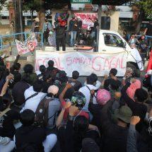 Aksi Bali Tidak Diam:  Menunaikan Aksi Damai di Tengah Provokasi