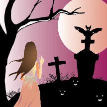 Bulan di Atas Kuburan