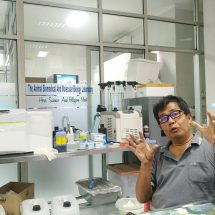 Prof. Dr. Drh. I Gusti Ngurah Kade Mahardika : Menemukan 'Taksu' dalam Virologi