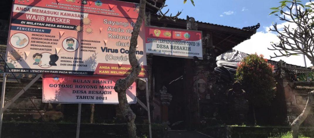 Desa Besakih, Kukuh Menjaga Pratima