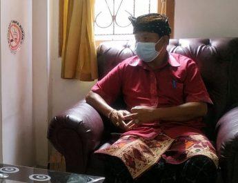 I Nyoman Tinggal : Sesudah Erupsi, Tertimpa Pandemi