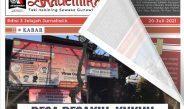 Mini News Paper Edisi 3 Jelajah Jurnalistik