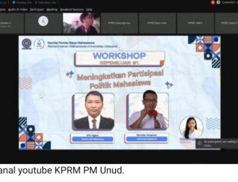 KPRM PM Unud: Eksistensi, Kunci Keberhasilan PEMIRA Tahun Ini