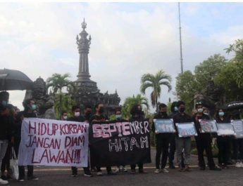 Aksi Kamisan Bali:  Ruang Inklusif Baru Segala Isu Pelanggaran HAM